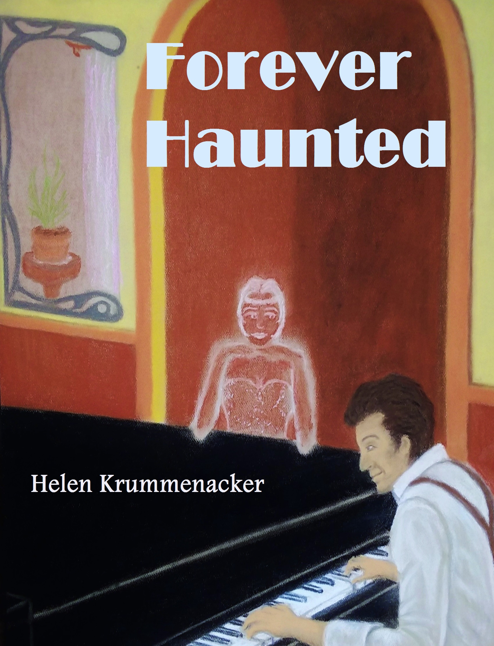 Forever Haunted Cover